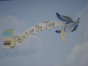 Custom Murals in New Jersey, Painting By Jag